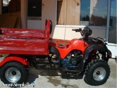 ATV Dumper cu bena 250 cc
