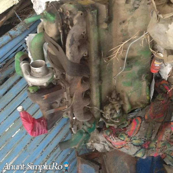 Motor tractor John deere