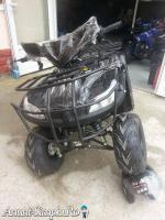 ATV BMW nou ,bonus casca si trusa scule