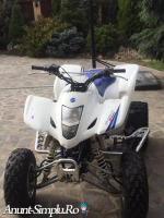 ATV Suzuki Ltz