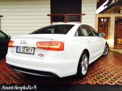 Audi A6 S-line Automata 48.000 km ca nou