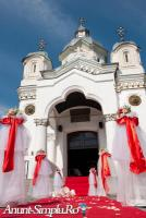 Aranjament Nunti Biserica