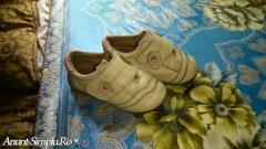Pantofi din piele nr 22,import