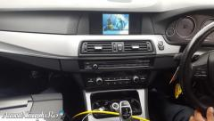 Activare DVD in miscare BMW F10 F11