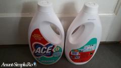 Ace detergent rufe Italia