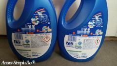 Detergent Dash Actilift Italia pt. rufe