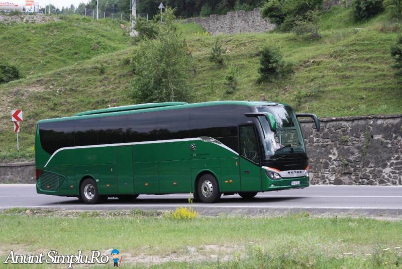 Transport persoane ROMANIA-FRANTA