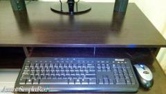 Tastatura Microsoft Wired Keyboard600+Mouse LG/3D610