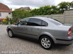 Volkswagen Passat benzina taxa platita