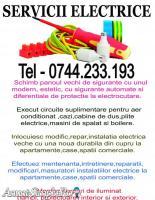 Servicii Electrice