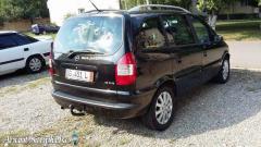 Opel Zafira benzina+gaz cng