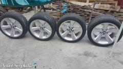 Vând jante + anvelope BMW 245/45 si 275/35 R18