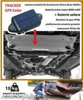Tracker localizare auto, utilaje agricole, containere