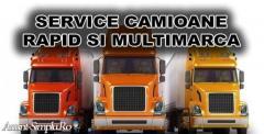Reparații casete si pompe servodirectie camion