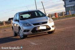 Ford Focus 2 facelift
