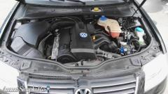 Volkswagen Passat 1.6 benzina G.P.L 102 cp Euro 4
