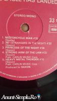 Saxon - The Eagle Has Landed LP