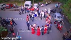Drona4k Foto Filmare Aeriana nunta botez // Fum Greu