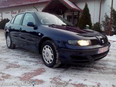 Seat Toledo An 2001 Euro 4