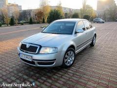 Skoda Superb 1.9 Diesel 2008 VARIANTE AUTO