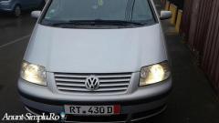 Volkswagen Sharan 2004 numere zoll valabile