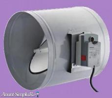BYH- clapete circulare (regleaza cantitatea de aer)