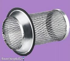 BYF – filtre pentru tubulatura in linie