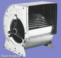 BRV /BRV-K – ventilatoare centrifugale de presiune mica