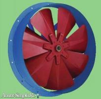 BA 7 - ventilator axial industrial cu 7 lame