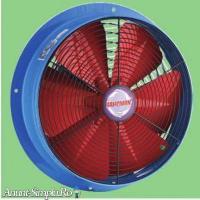 BSM – BST – ventilatoare axiale industriale