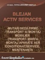 Servicii pentru casa si firma ta