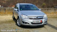 Opel Astra H 1.7cdti 110CP Facelift  2010