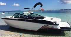 Barca Monterey 238SS cu motor 300CP