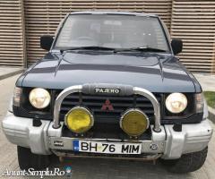 Mitsubishi Pajero 4X4 Diesel Off Road