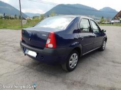 Dacia Logan 1,5 dci 2007