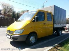 Mercedes-Benz Sprinter 211 doka