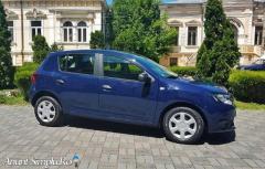 Dacia Sandero 2016 Navigatie cu Bluetooth