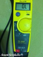 Fluke T5-1000 1000-Volt Continuity USA Electric Tester
