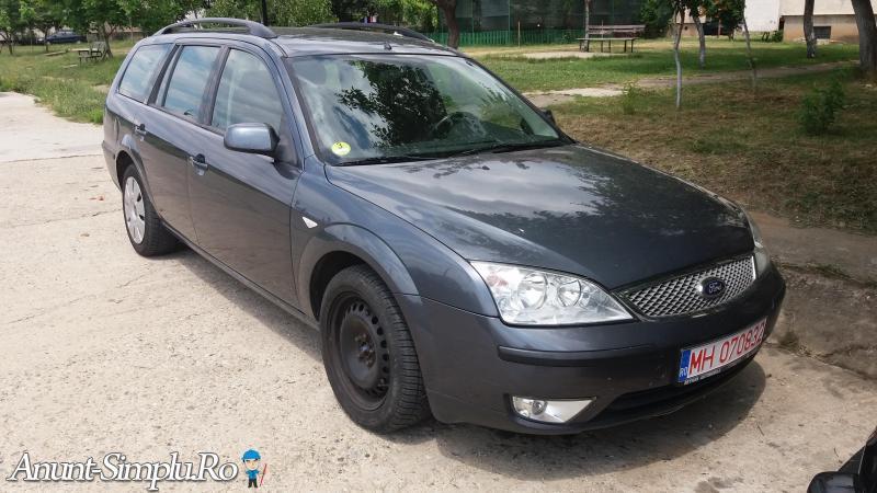 Ford Mondeo mk3 2.0 tdci 2005 1800 euro