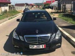 Mercedes-Benz E 220 CDI 2013
