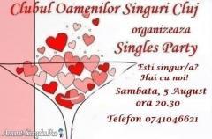 Evenimente pentru singles.