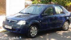 Dacia Logan cu doar 36000 km