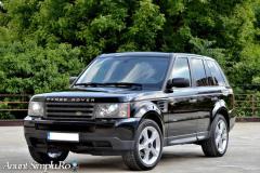 Range Rover Sport 2.7 Diesel An 2008, Navigatie, KM Reali