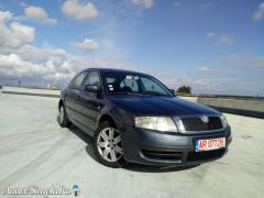 Skoda Superb 2004 1.9 TDI