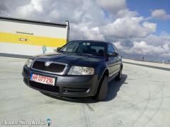 Skoda Superb 2004 1.9 TDI