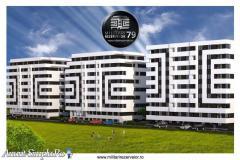 Apartament 3 camere, decom, 51mp, Chiajna Militari