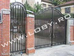 Garduri metalice la PROMOTIE