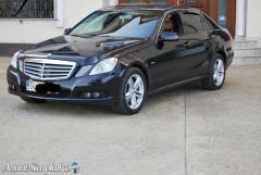 Mercedes-Benz E250 CDI Biturbo 204cp
