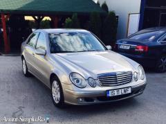 Mercedes-Benz E class An 2003