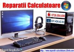 REPARATII MONITOARE LCD BUCURESTI - REPARATII CALCULATOARE